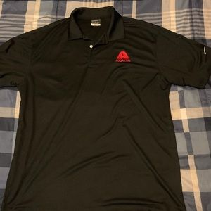 Nike golf polo never been worn